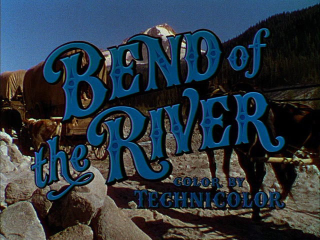 Bend of the river (1952) | Anthony Mann | James Stewart