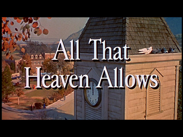 all that heaven allows 1955