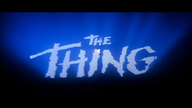 type of the remake the thing 19511982