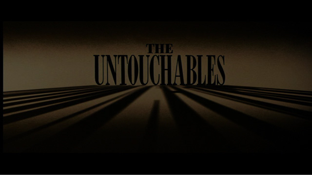 The Untouchables movies